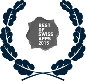 Best of Swiss Apps 2015
