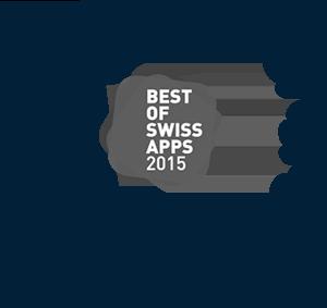 Best of Swiss Apps 2015